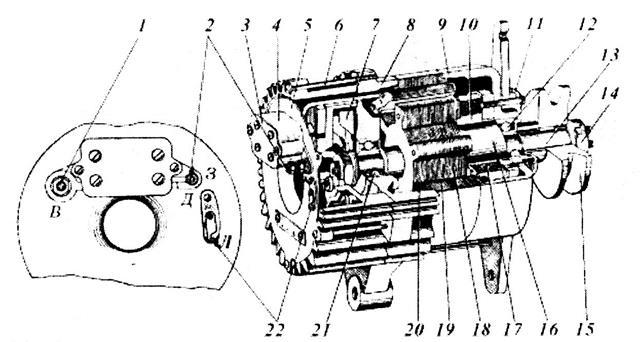 Генераторная установка 15.3701